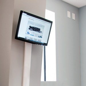 Carlson Shows How You Can Hide Wires For Your Wall Mounted TV
